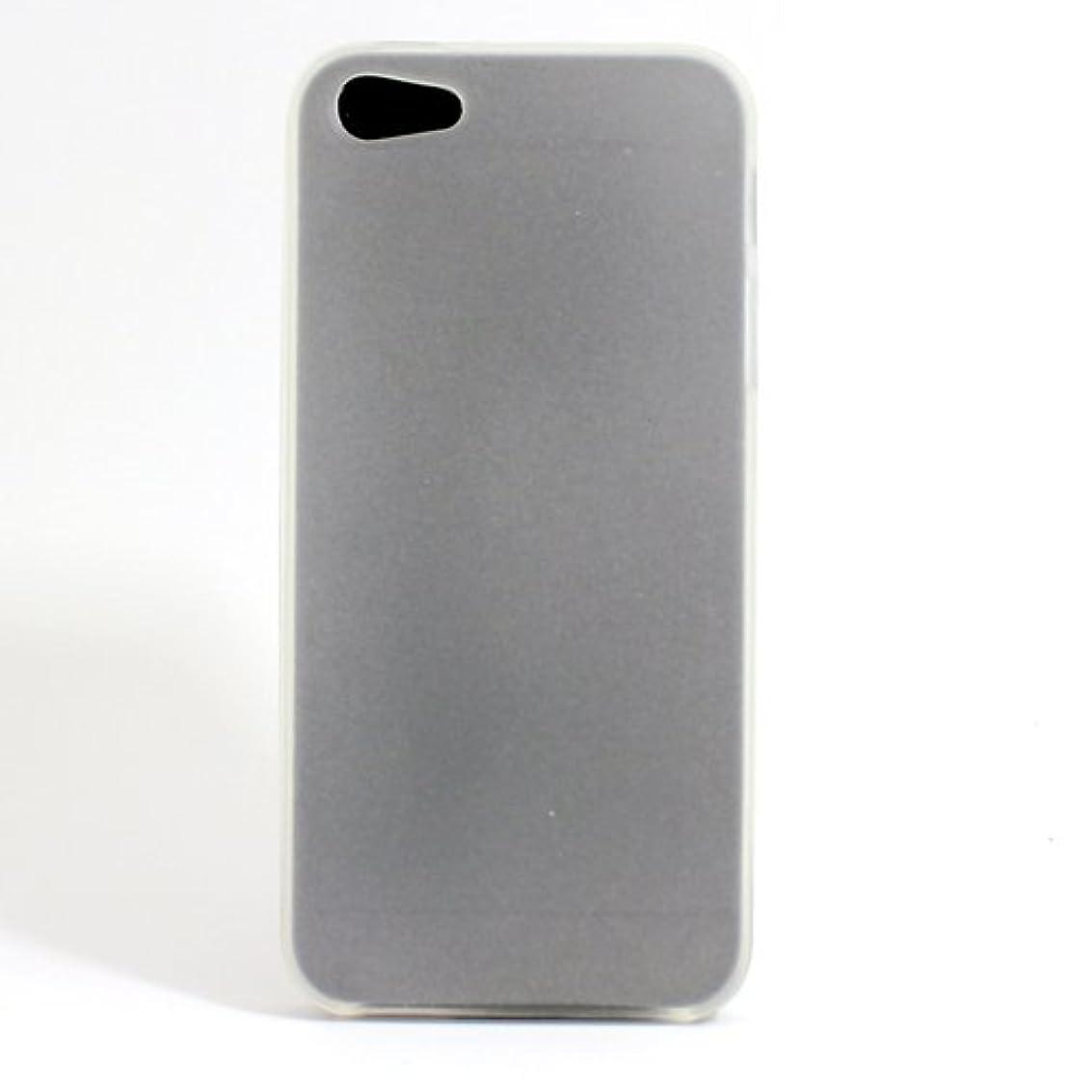 選択するクレジット発表mobee iPhone 5 スタンダード TPU ケース (1) クリア tpu case for iPhone5