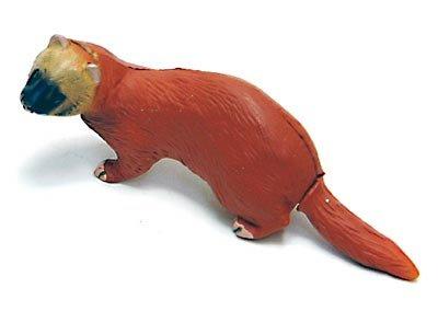 食玩 チョコエッグ 日本の動物 第4弾 097 ニホンイタチ