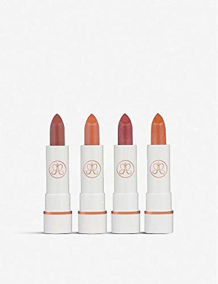 鬼ごっこにはまって鬼ごっこMini matte lipsticks set of four ミニサイズ マットリップステック 4本x1.3g Guava/Coconut/Orange Blossom/Lychee