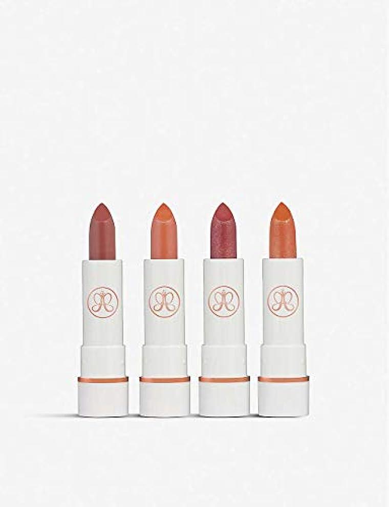 エチケットクール尽きるMini matte lipsticks set of four ミニサイズ マットリップステック 4本x1.3g Guava/Coconut/Orange Blossom/Lychee