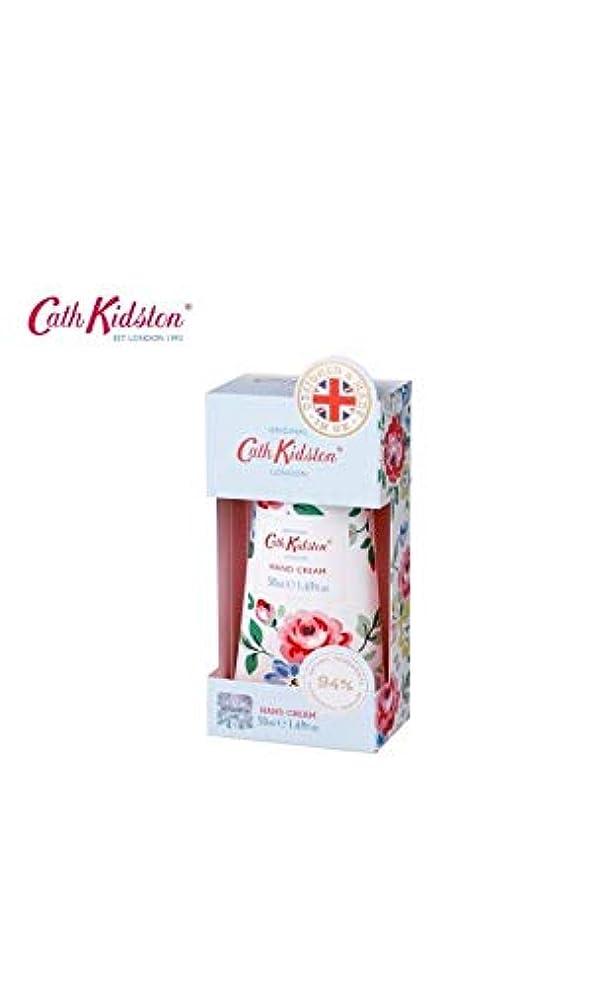 流行しているバッジタンパク質キャスキッドソン(Cath Kidston)☆ハンドクリーム50ml★ワイルドローズ&クインス(Wildrose&Quince)[並行輸入品]