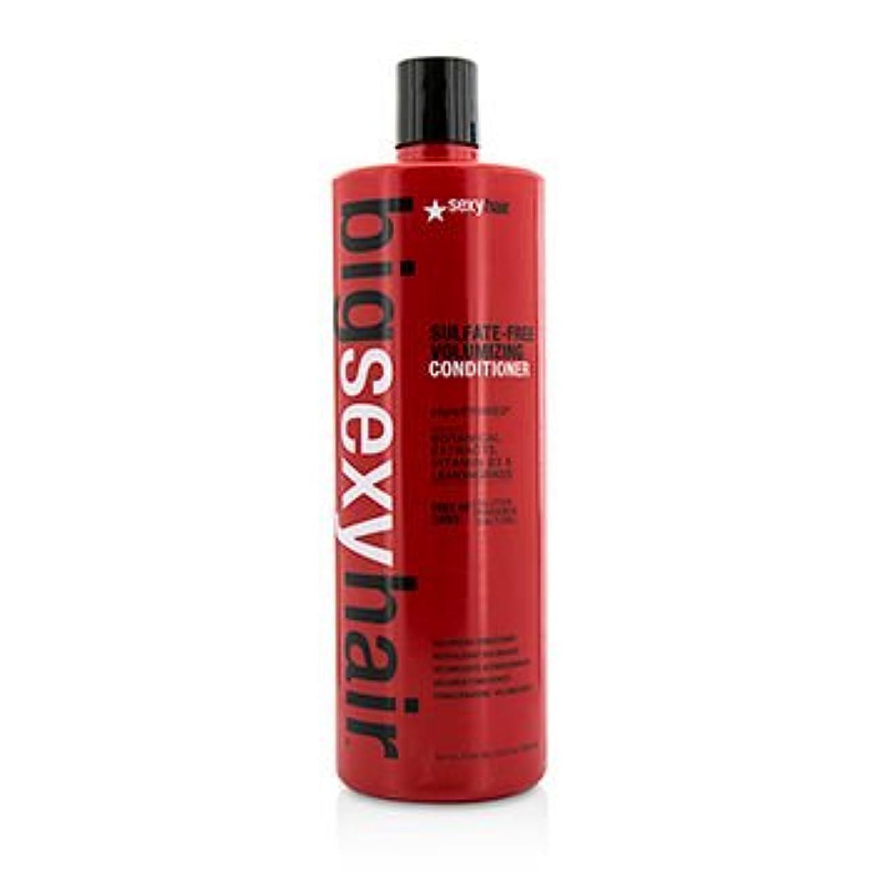 虚弱生態学保育園[Sexy Hair Concepts] Big Sexy Hair Sulfate-Free Volumizing Conditioner 1000ml/33.8oz