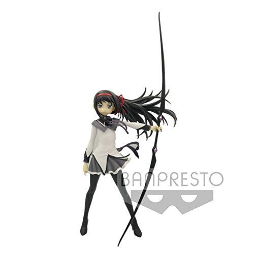 劇場版 魔法少女まどか☆マギカ[新編]叛逆の物語 EXQフィギュア~暁美ほむら~ バンプレスト プライズ