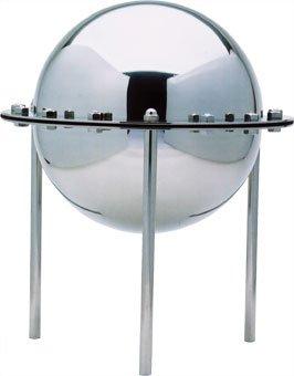 18-8ステンレス 「タイムカプセルBALL TYPE L 14.0 L」 日本製
