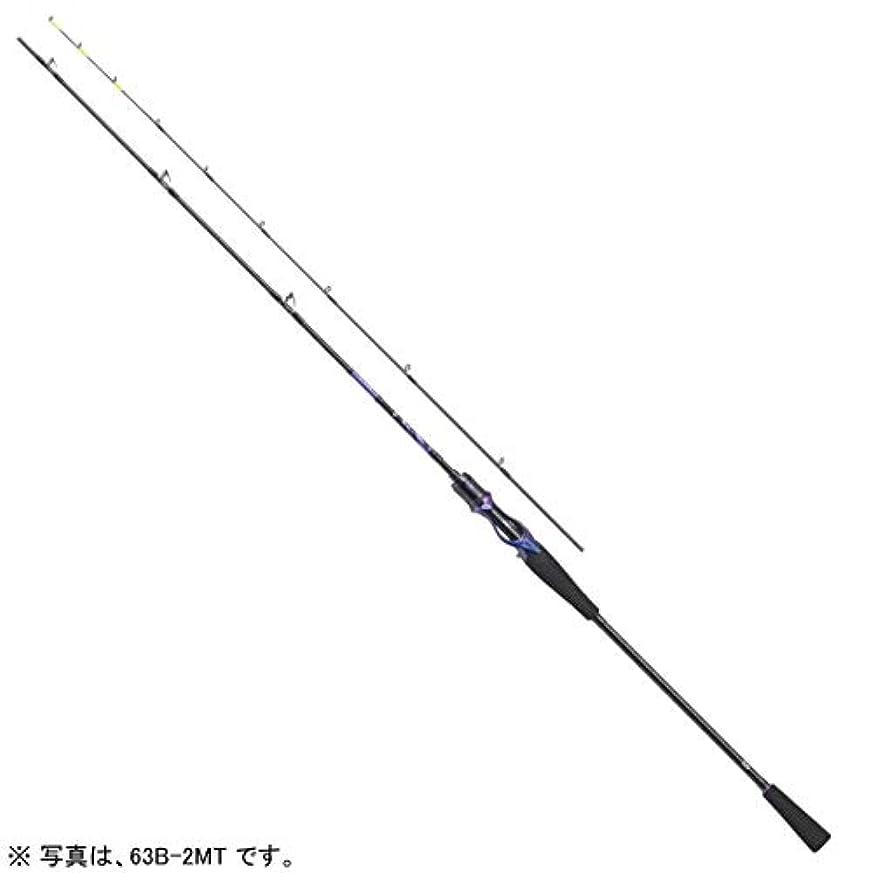 つづり打ち上げるバトルダイワ(Daiwa) タチウオ ジギングロッド ベイト 鏡牙 AIR 63B-2TG 釣り竿