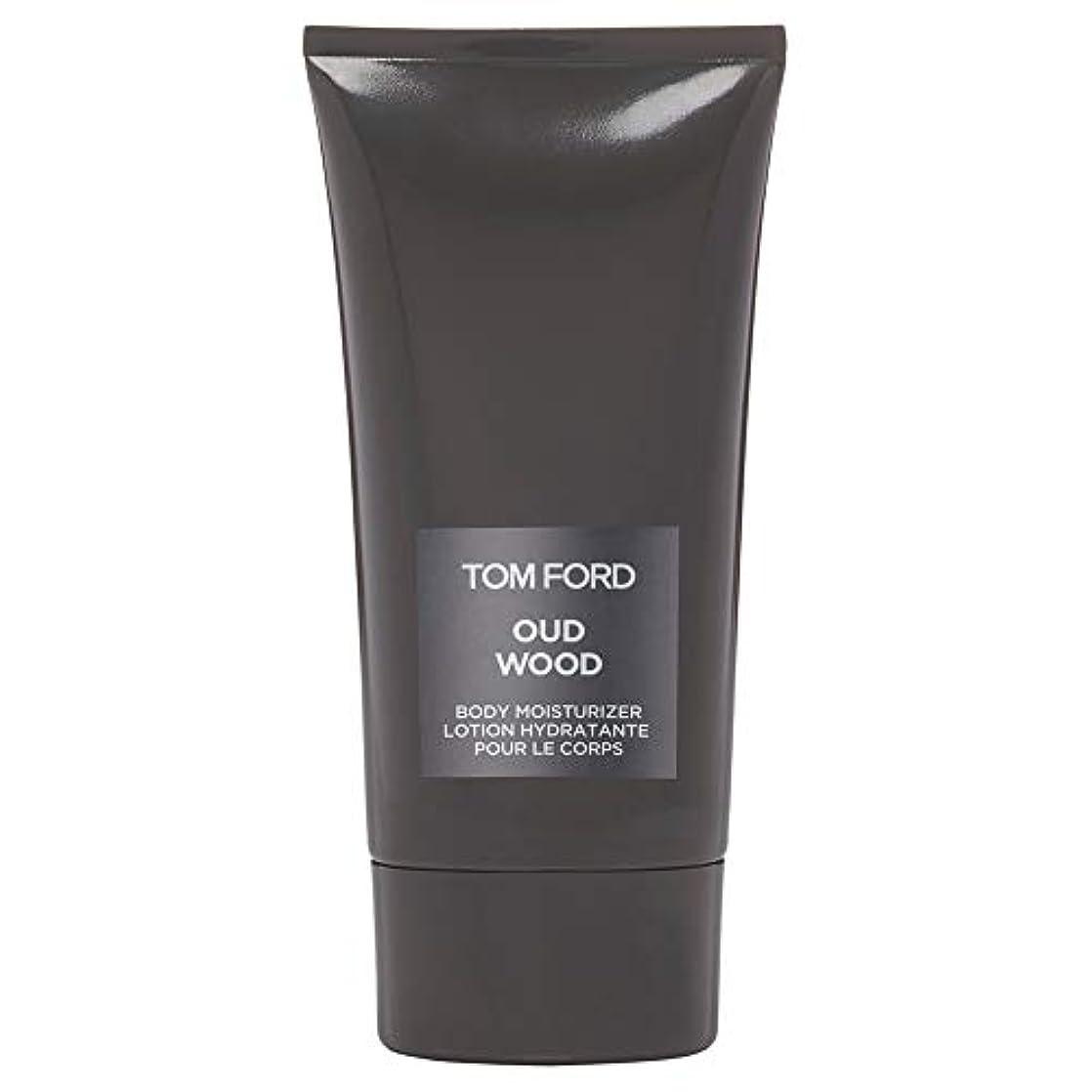 やめるストラップアームストロング[TOM FORD] トムフォードウードウッドボディローション150Ml - Tom Ford Oud Wood Body Lotion 150ml [並行輸入品]