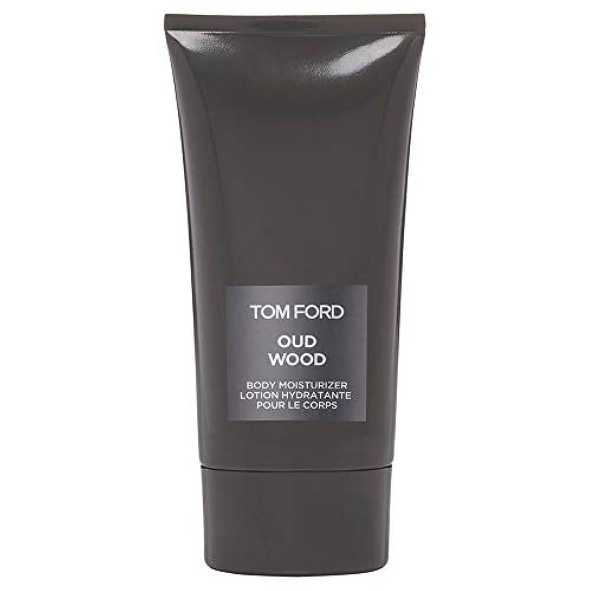 セブンタンザニア恐怖症[TOM FORD] トムフォードウードウッドボディローション150Ml - Tom Ford Oud Wood Body Lotion 150ml [並行輸入品]