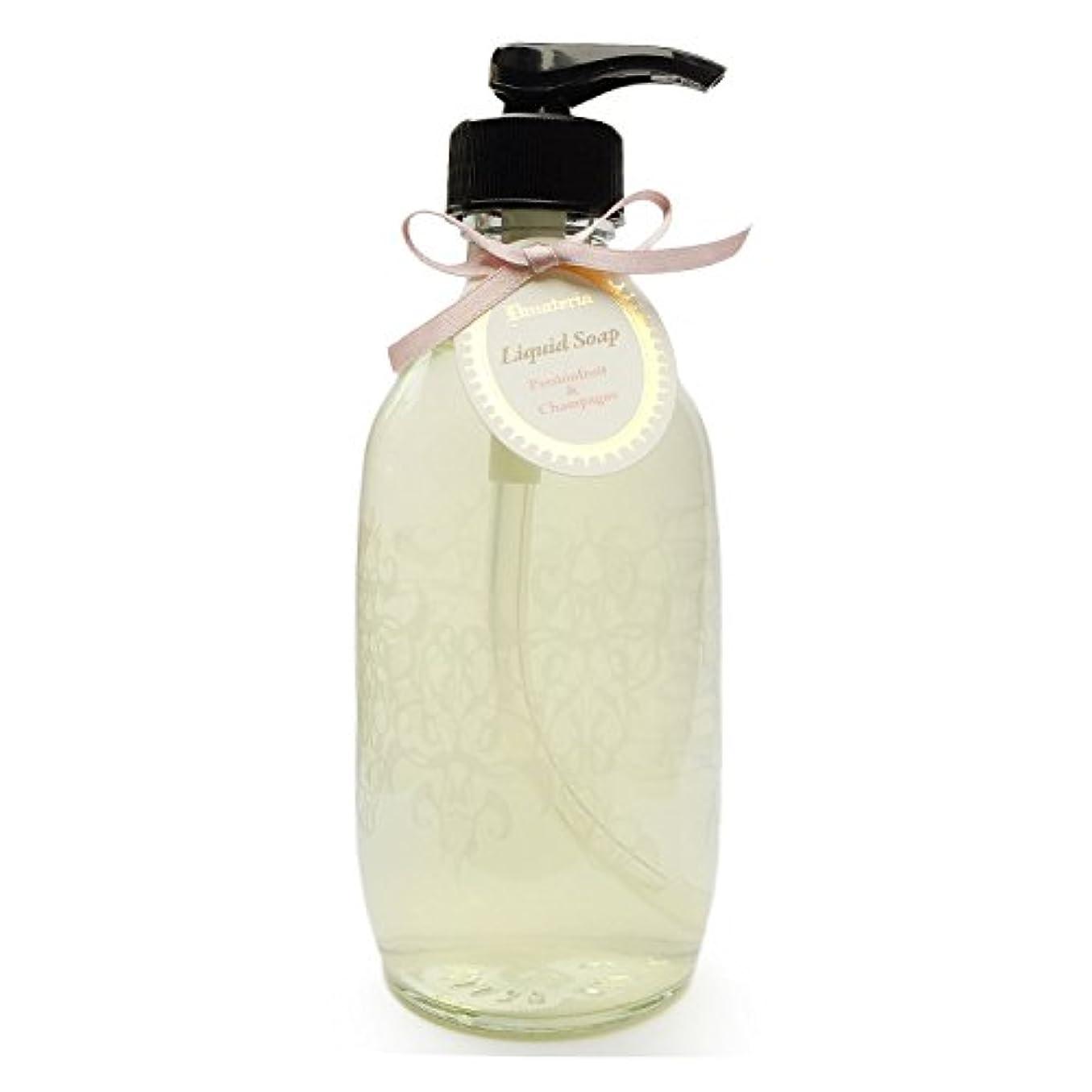絶えず登場休憩D materia リキッドソープ パッションフルーツ&シャンパン Passionfruit&Champagne Liquid Soap ディーマテリア