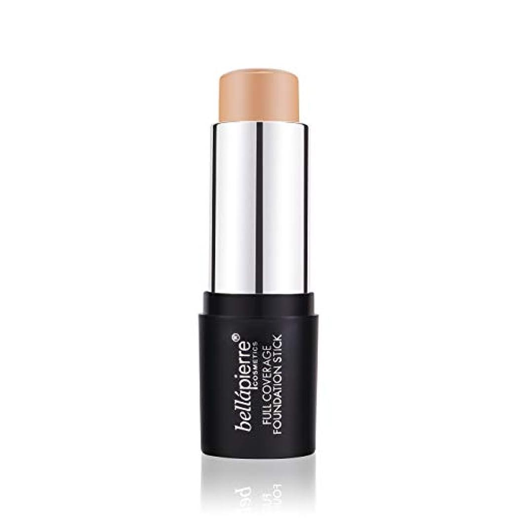 説教推測バックグラウンドBellapierre Cosmetics Full Coverage Foundation Stick - # Dark 10g/0.35oz並行輸入品