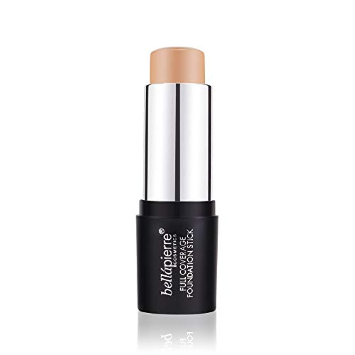 エンディング推論捕虜Bellapierre Cosmetics Full Coverage Foundation Stick - # Dark 10g/0.35oz並行輸入品
