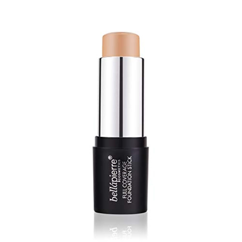 ほうき滞在親指Bellapierre Cosmetics Full Coverage Foundation Stick - # Dark 10g/0.35oz並行輸入品