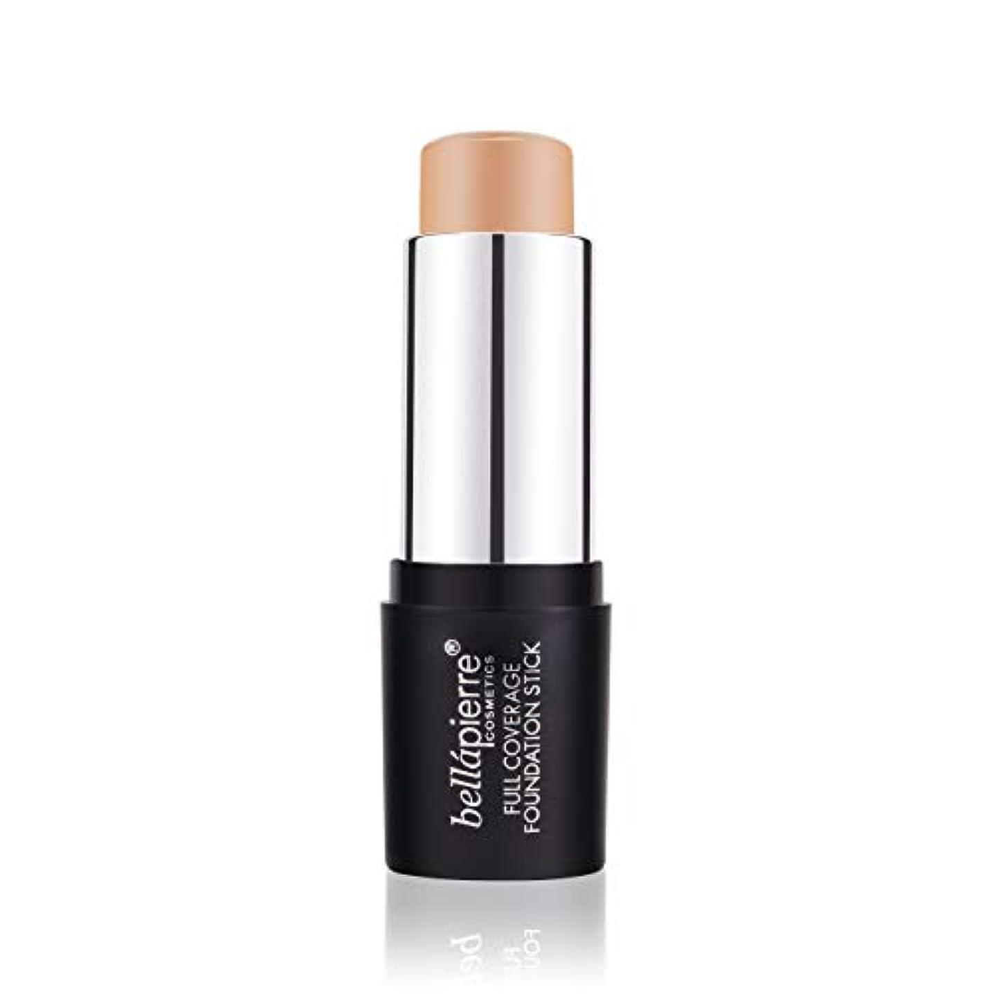 条件付き解体するリハーサルBellapierre Cosmetics Full Coverage Foundation Stick - # Dark 10g/0.35oz並行輸入品