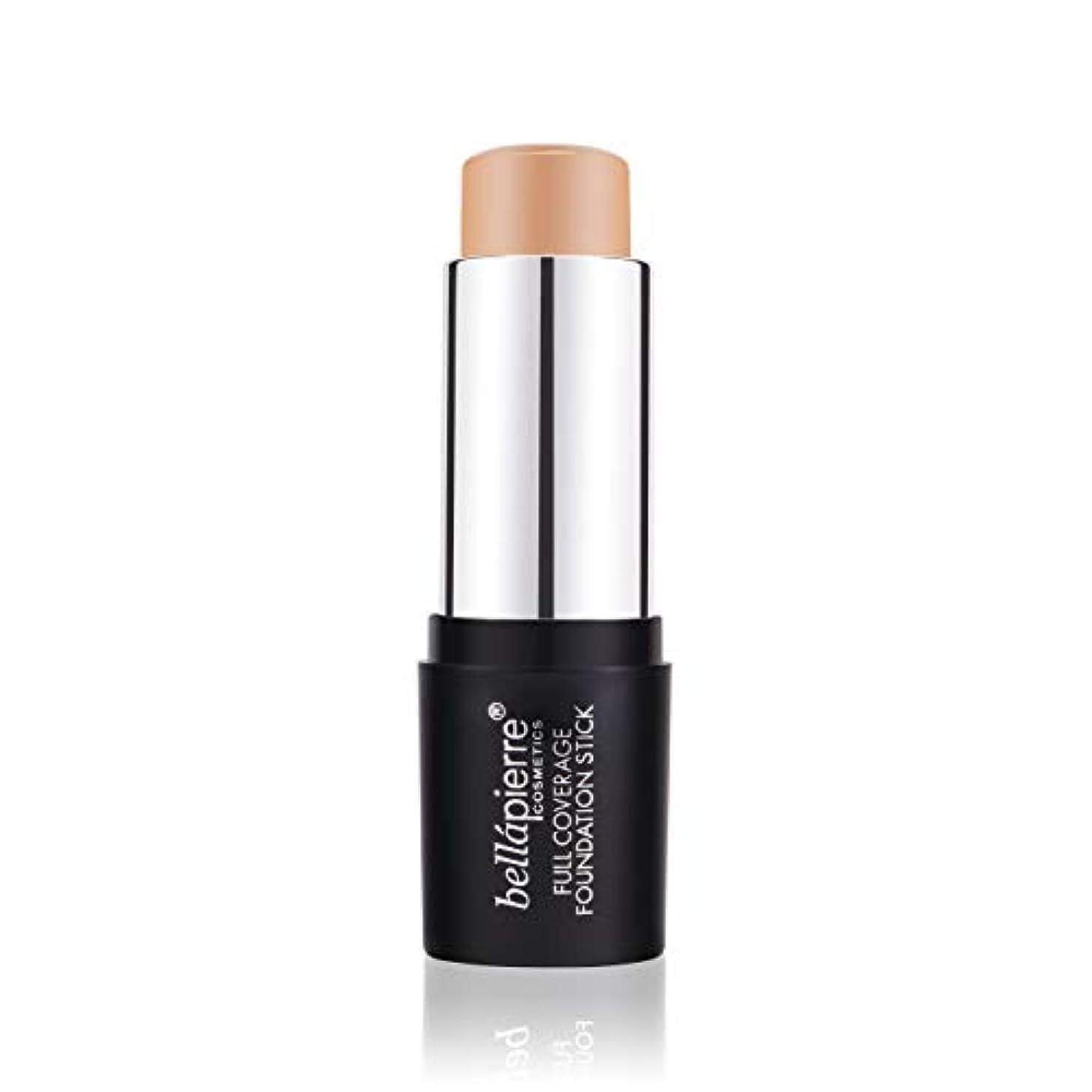 振り子引き潮封建Bellapierre Cosmetics Full Coverage Foundation Stick - # Dark 10g/0.35oz並行輸入品