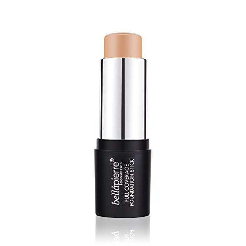 優れました修正時間Bellapierre Cosmetics Full Coverage Foundation Stick - # Dark 10g/0.35oz並行輸入品