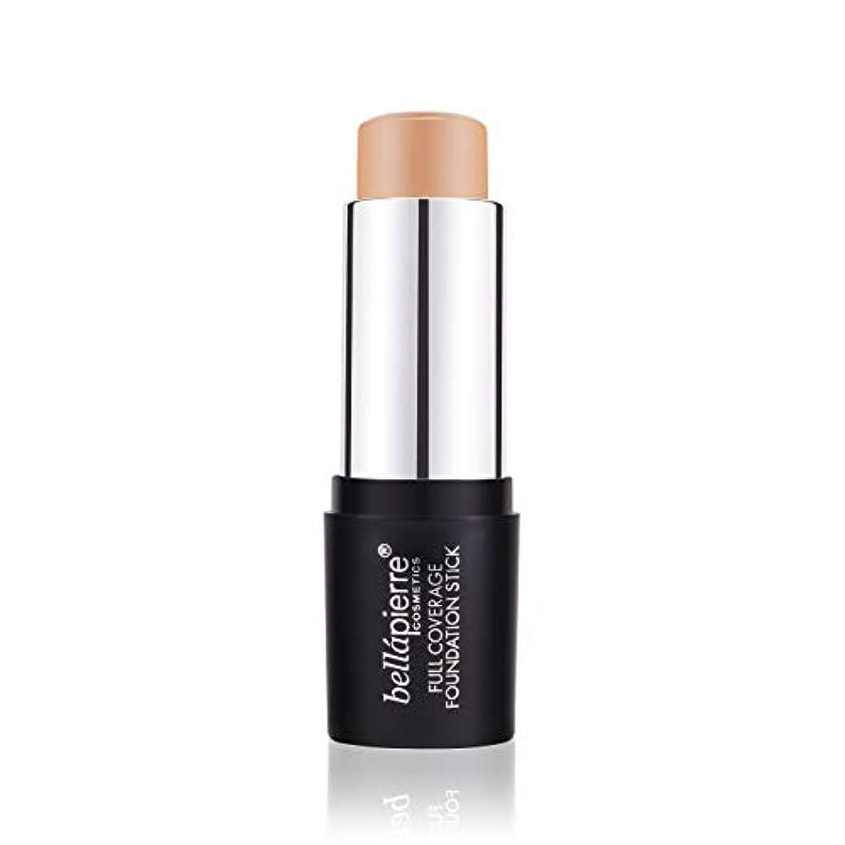 かき混ぜるプロポーショナル断言するBellapierre Cosmetics Full Coverage Foundation Stick - # Dark 10g/0.35oz並行輸入品