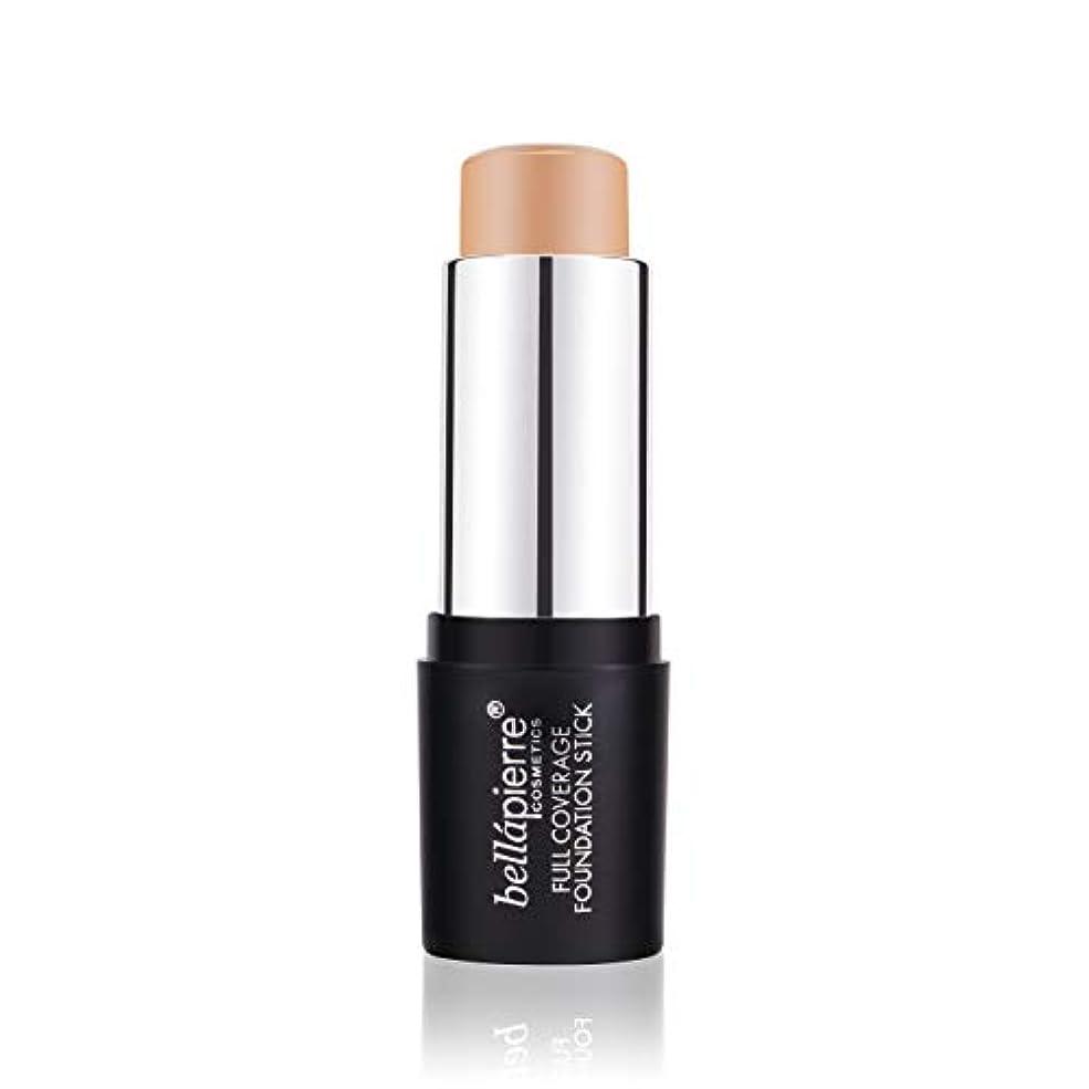 エンジニアリング尋ねる陰気Bellapierre Cosmetics Full Coverage Foundation Stick - # Dark 10g/0.35oz並行輸入品