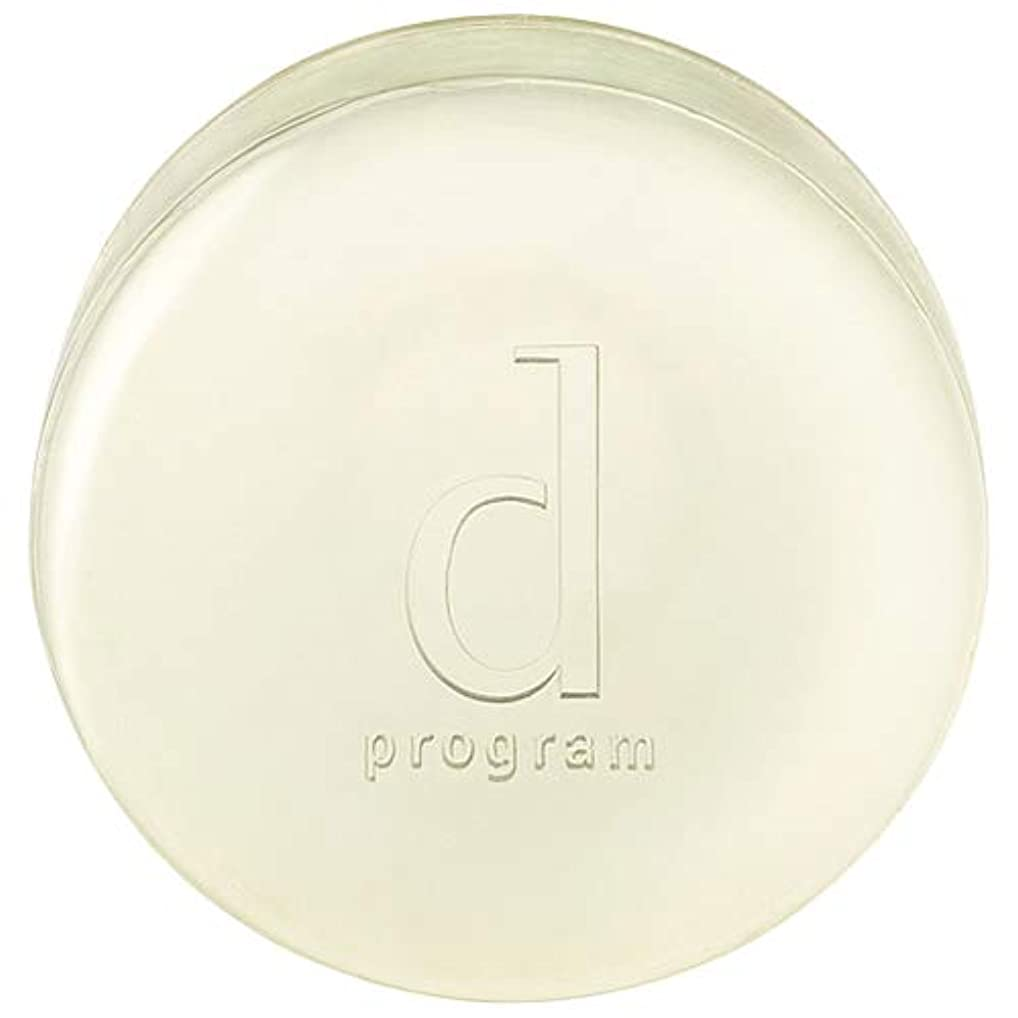 どれ浪費光沢d program 資生堂 コンディショニングソープ 100g [366202] [並行輸入品]