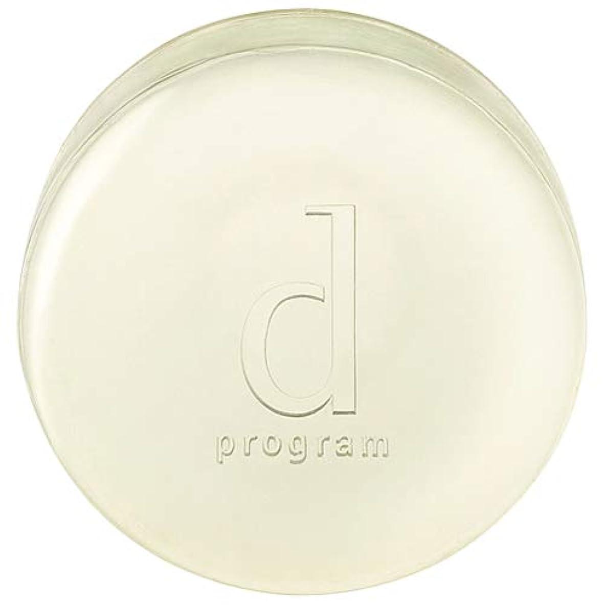 無謀デッドロックそよ風d program 資生堂 コンディショニングソープ 100g [366202] [並行輸入品]