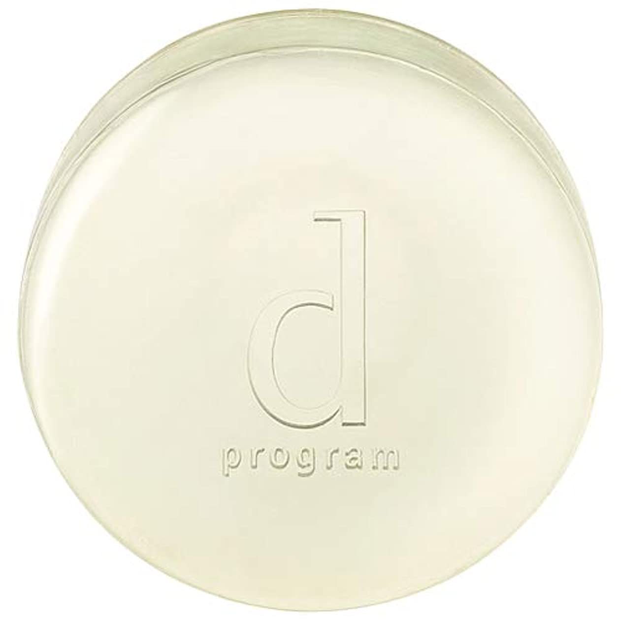ドラッグスロー作者d program 資生堂 コンディショニングソープ 100g [366202] [並行輸入品]