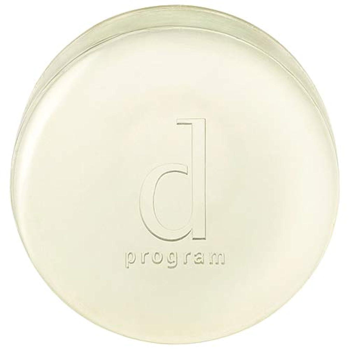 フロータヒチロープd program 資生堂 コンディショニングソープ 100g [366202] [並行輸入品]