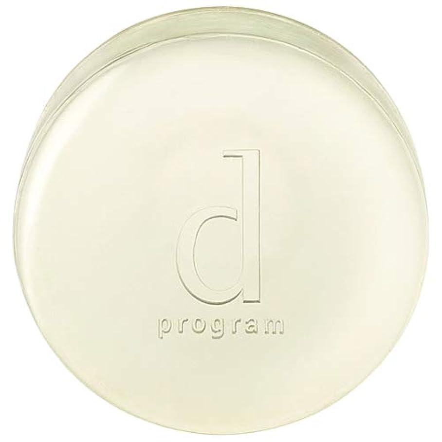 極小中央抜粋d program 資生堂 コンディショニングソープ 100g [366202] [並行輸入品]