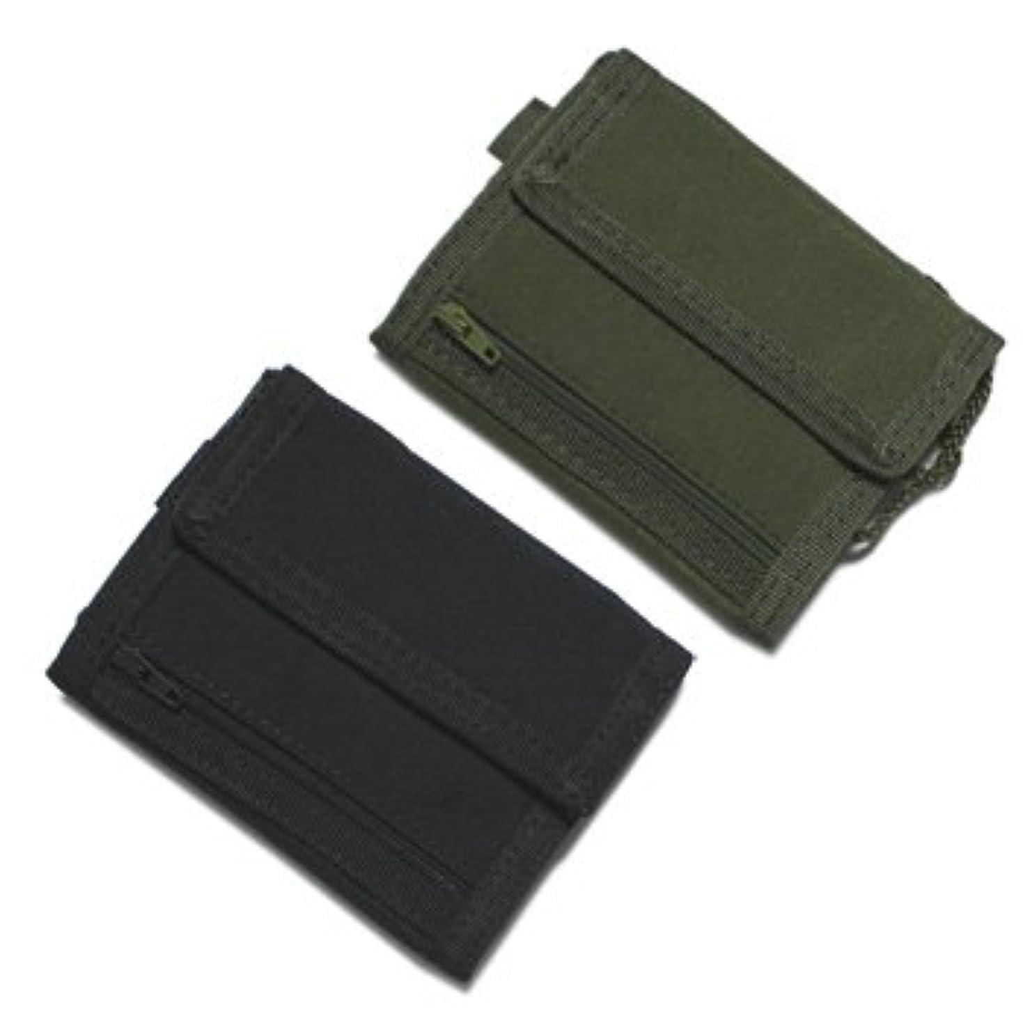 のれんクロールスキャンダラスCONDOR(コンドル) タクティカルギア 235 VAULT Tri-fold IDウォレット(IDケース?三つ折り財布)