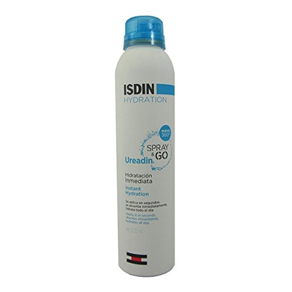ダイアクリティカル心理的に全体Ureadin Spray And Go Immediate Hydration 200ml [並行輸入品]