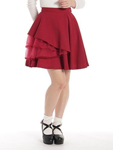 Secret Honey (シークレットハニー)ラッフルスカート