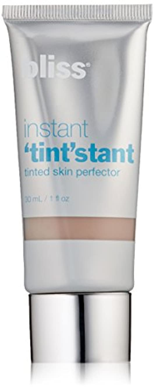 小売スマッシュ脅迫ブリス Instant 'Tint'stant Tinted Skin Perfector - # Soft Honey 30ml/1oz並行輸入品