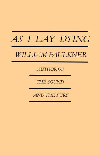 the unique characters and plot of william faulkners novel as i lay dying William faulkner's classic, as i lay dying, has been banned by as i lay dying on william faulkner's as i one of ten extant copies of a banned novel.