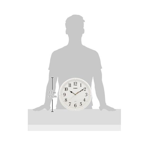 カシオ インテリア掛時計 アナログの紹介画像9