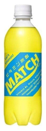大塚食品 MATCH マッチ 500ml 1ケース 24本...