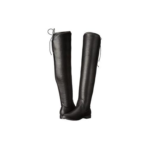 (チャイニーズランドリー)Chinese Laundry レディースブーツ・靴 Rainey Black Stretch 11 28cm M [並行輸入品]