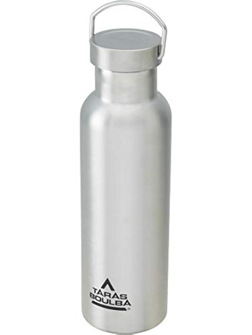 軽くタック避けられない(タラスブルバ) TARAS BOULBA TB バキュームボトル 0.6L シルバー