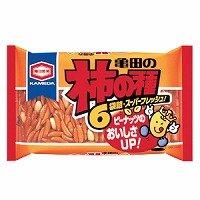 亀田の柿の種 6袋詰×12袋