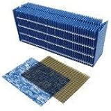 ダイニチ工業 ハイブリッド式加湿器 HD-RX714用消耗品 3点フィルターセット