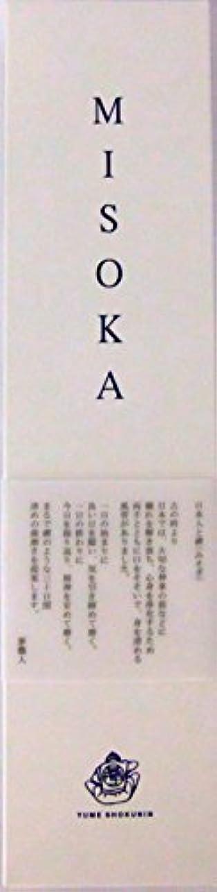 お嬢同行ガソリンMISOKA(ミソカ) 大人用歯ブラシ