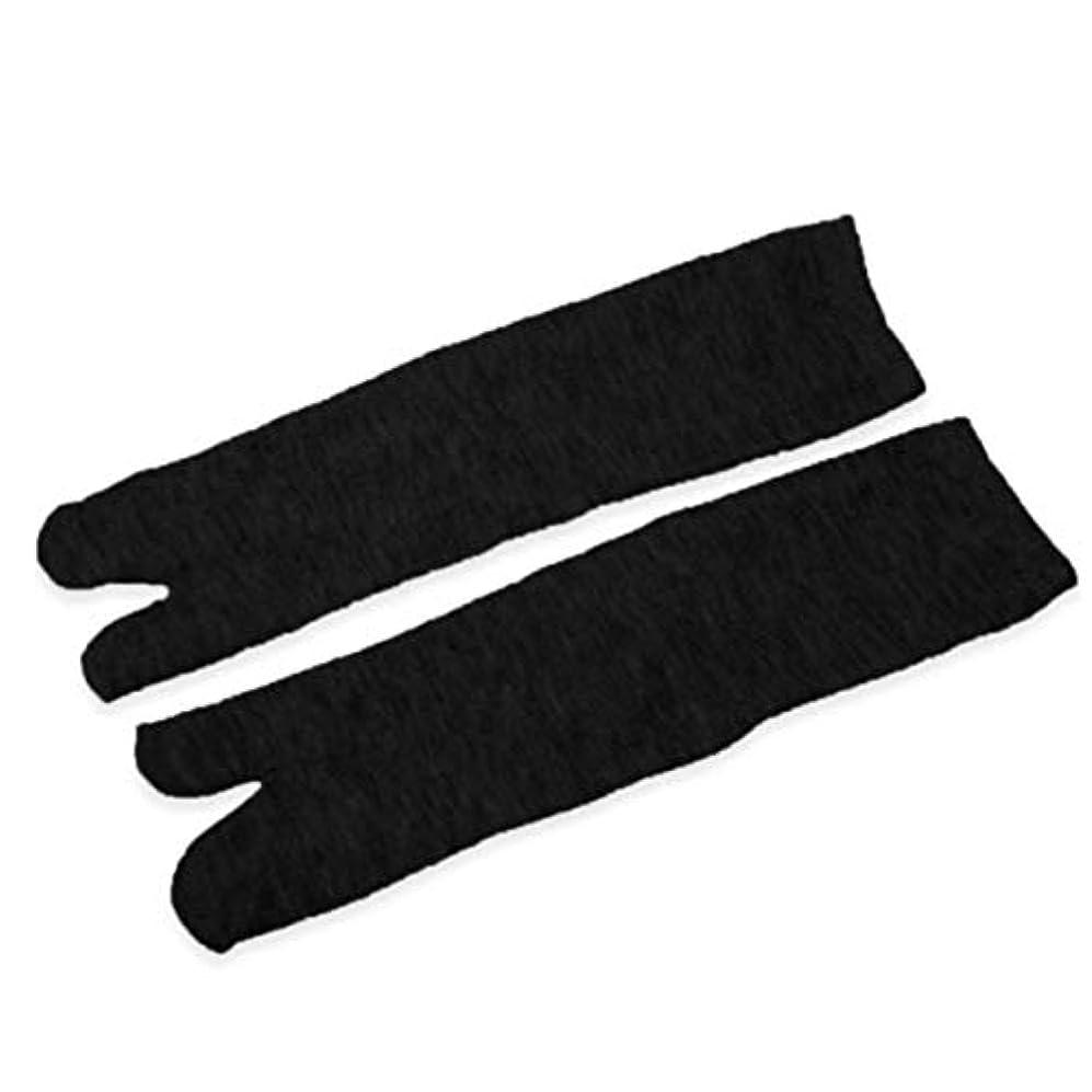 石化するビルマ分解する1ペア男性女性足袋靴下分割2つま先の靴下サンダル別のつま先下駄靴下