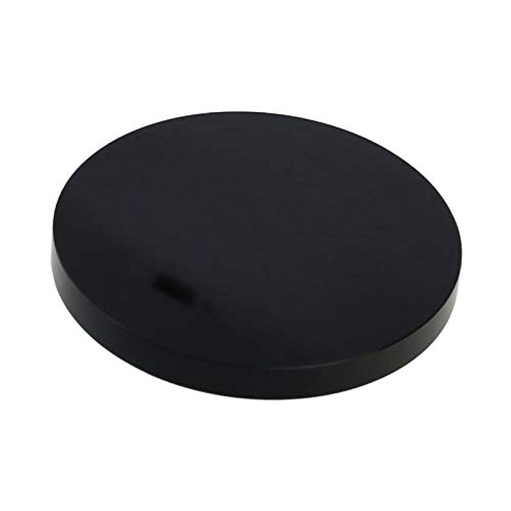 累積表面オリエンテーションVranky 4.7 インチ 12cm 黒曜石 スクライング ミラー アルケミー/ヨガ エネルギー