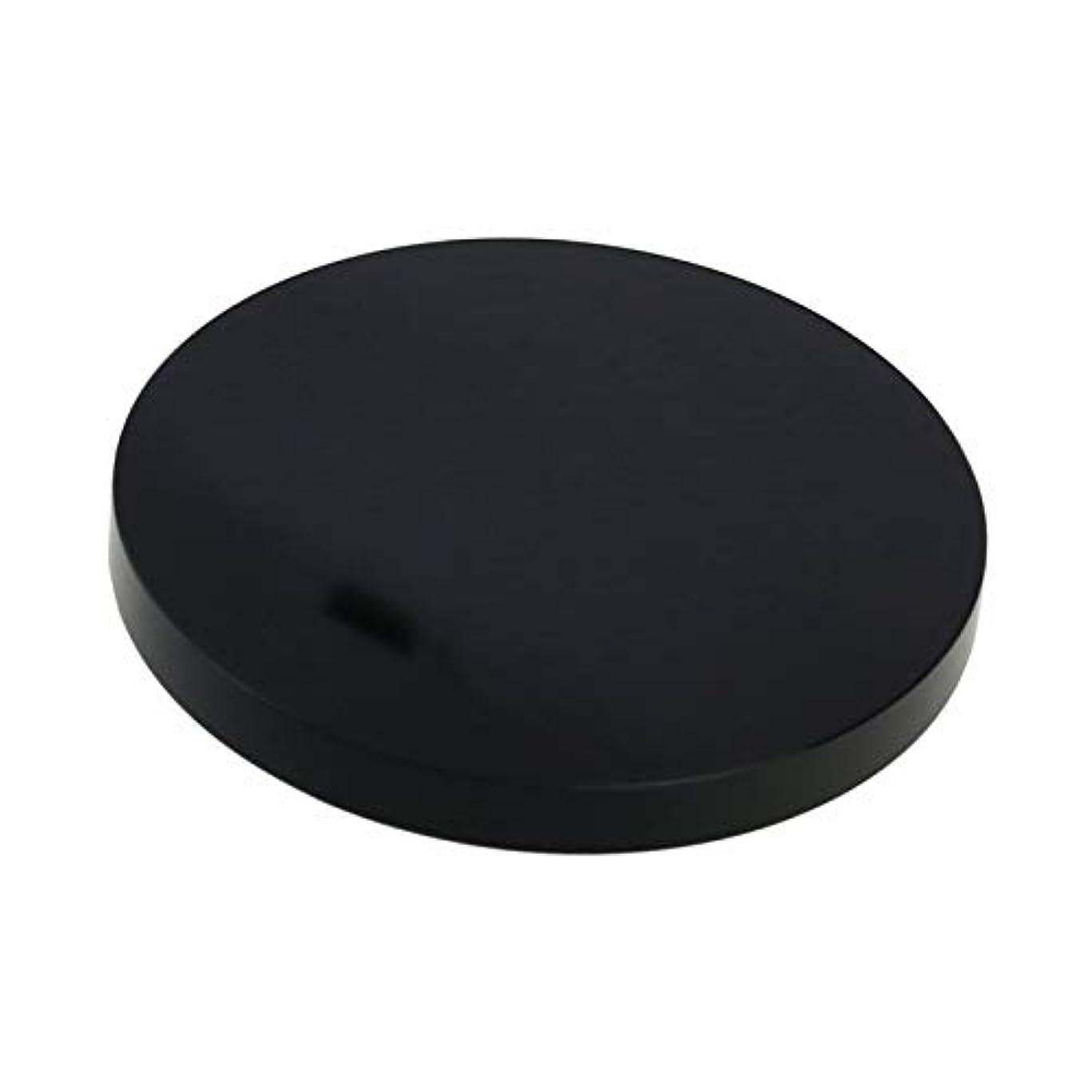 自体腹部開いたVranky 4.7 インチ 12cm 黒曜石 スクライング ミラー アルケミー/ヨガ エネルギー