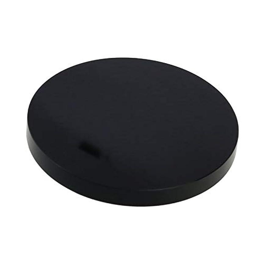 マイク味わう口Vranky 4.7 インチ 12cm 黒曜石 スクライング ミラー アルケミー/ヨガ エネルギー