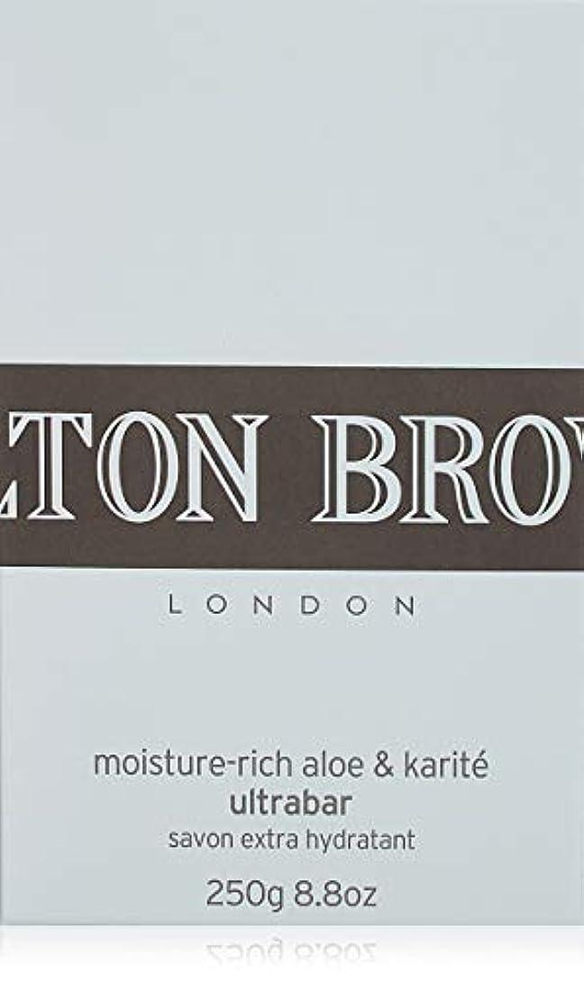 合体地上で変化するMOLTON BROWN(モルトンブラウン) モイスチャーリッチ アロエ&カリテ ウルトラバー 250g