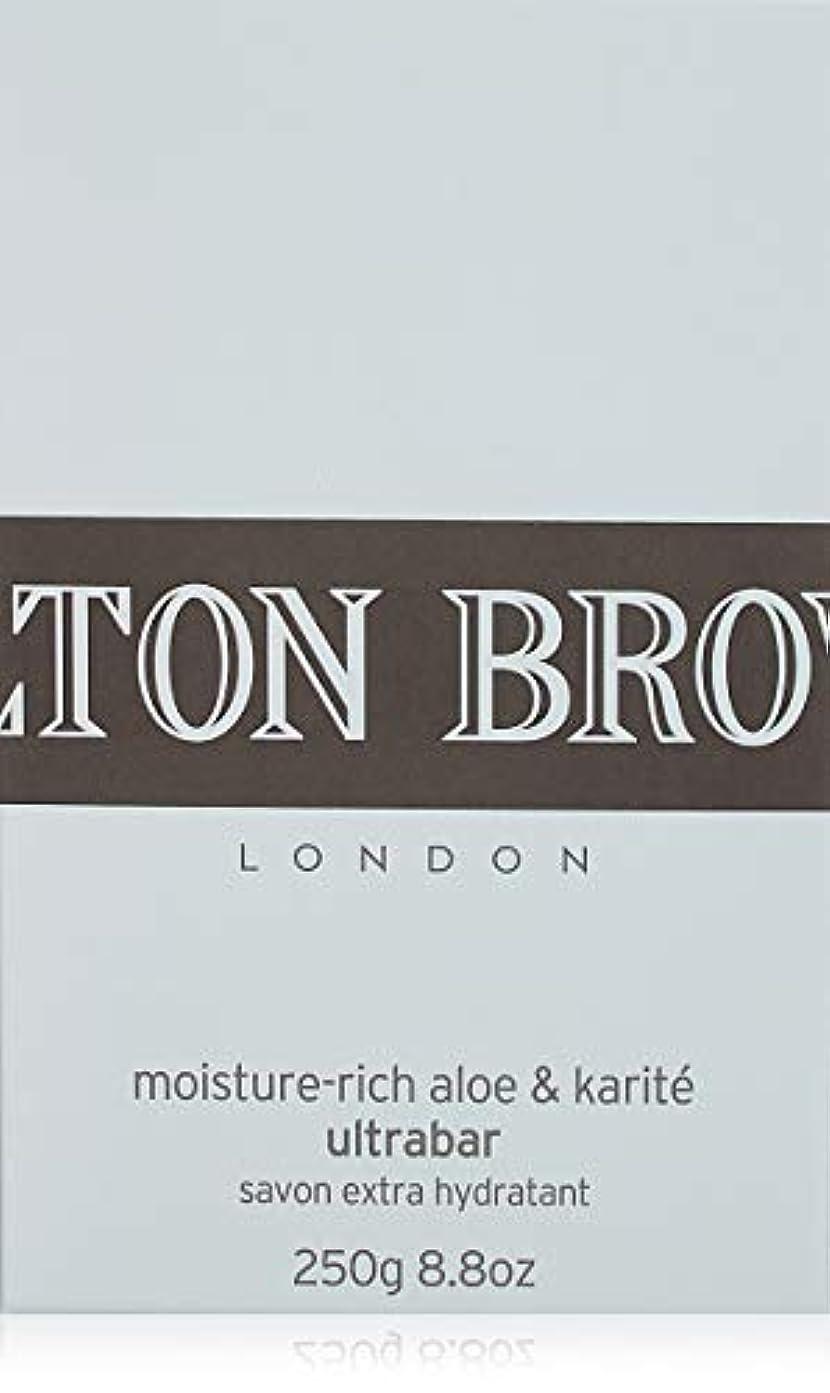 眠りラウズ免疫MOLTON BROWN(モルトンブラウン) モイスチャーリッチ アロエ&カリテ ウルトラバー 250g