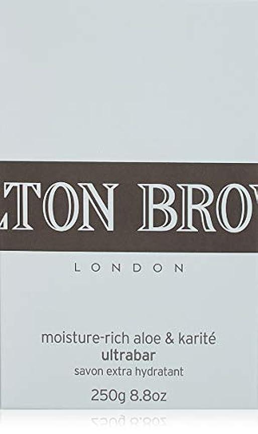 謝罪マイコン革新MOLTON BROWN(モルトンブラウン) モイスチャーリッチ アロエ&カリテ ウルトラバー 250g