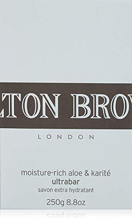 受賞ふさわしい残りMOLTON BROWN(モルトンブラウン) モイスチャーリッチ アロエ&カリテ ウルトラバー