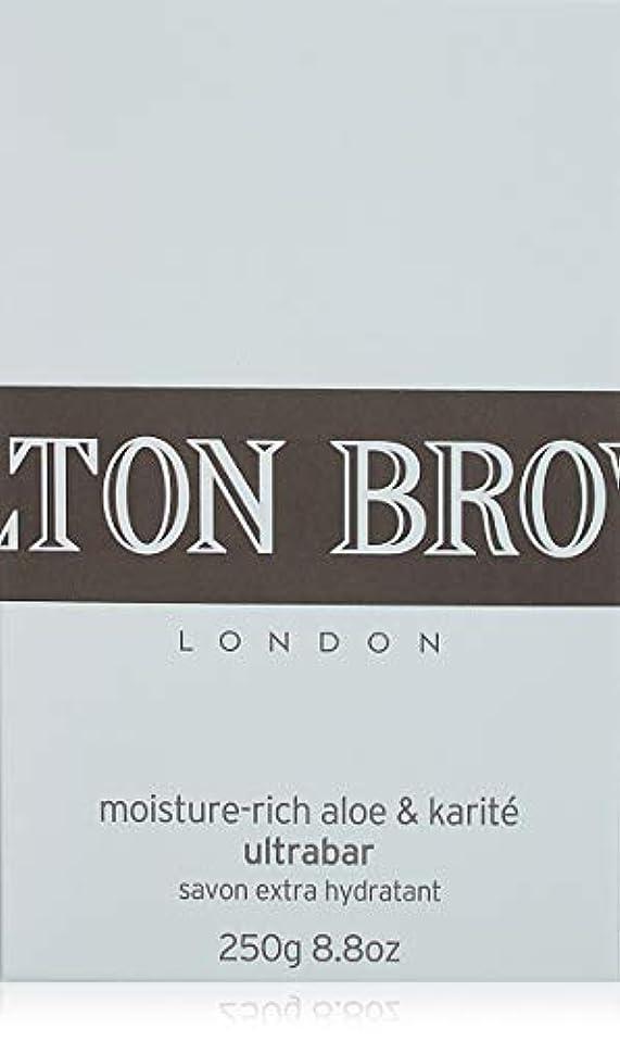 振るう予想外スロープMOLTON BROWN(モルトンブラウン) モイスチャーリッチ アロエ&カリテ ウルトラバー