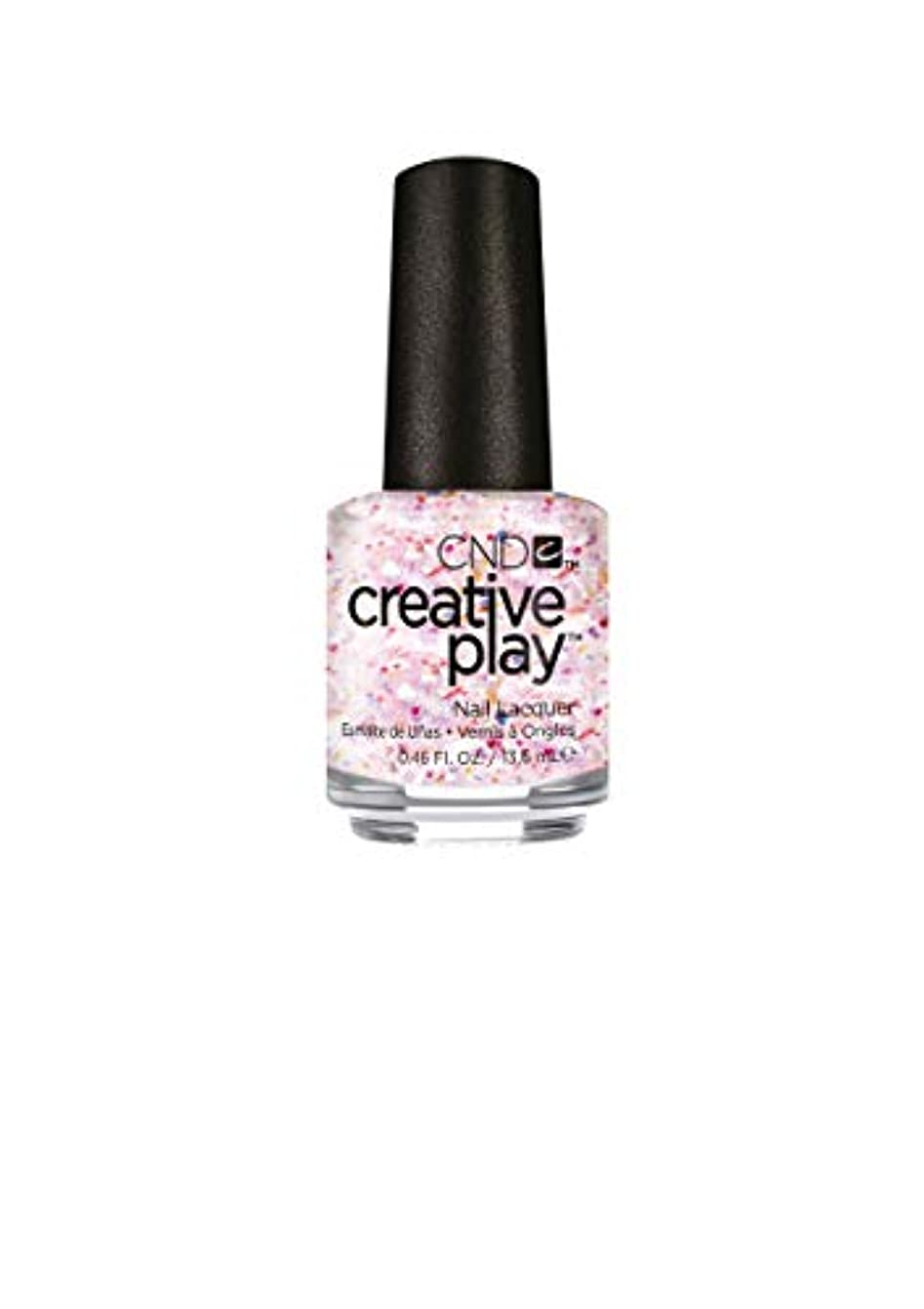 クマノミアルプスビスケットCND Creative Play Lacquer - Got a Light? - 0.46oz / 13.6ml