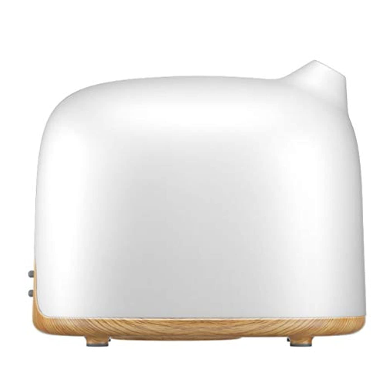 プレゼン軽減する神社空気加湿器ホームサイレント寝室妊娠中の女性ベビーエアフォグ大容量ディフューザー (Color : Natural)