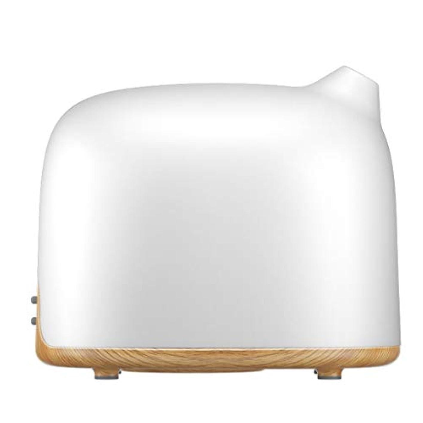 損失強大な完璧な空気加湿器ホームサイレント寝室妊娠中の女性ベビーエアフォグ大容量ディフューザー (Color : Natural)