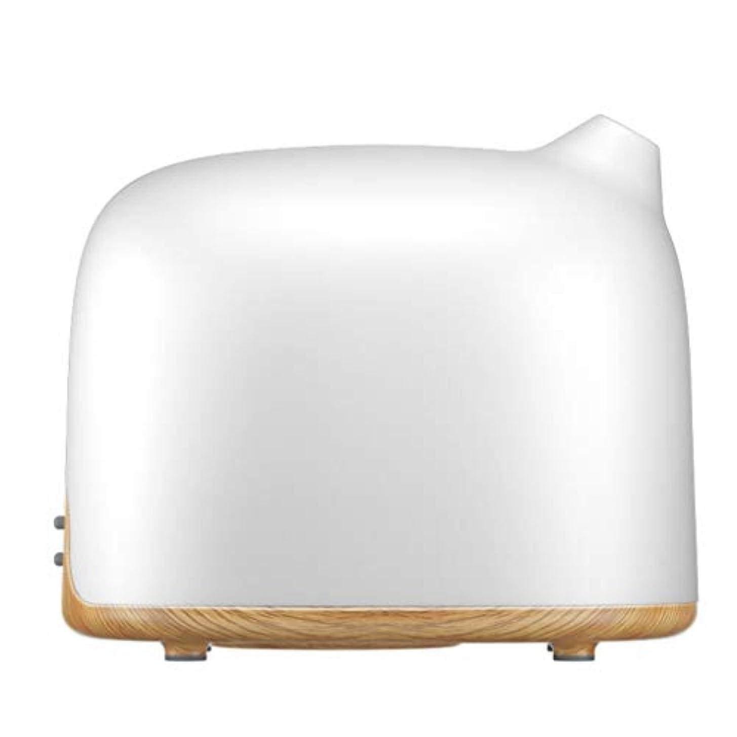 悪性チューインガム危機空気加湿器ホームサイレント寝室妊娠中の女性ベビーエアフォグ大容量ディフューザー (Color : Natural)